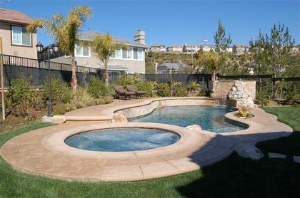 Porter Ranch Home