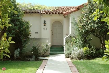 Romantic 20's Built Spanish Prime Santa Monica