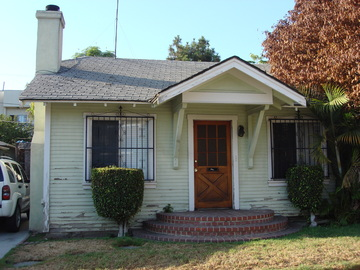 20's Built Craftsman…first time on market….multi unit zoned