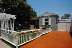 """TOTALLY UPDATED Trad. 1/2 Block From CULVER CITY""""S FASHIONABLE"""