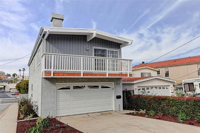 Redondo Beach Golden Hills Area