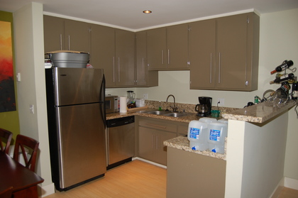 Fully Equipped Styled Condo for Lease