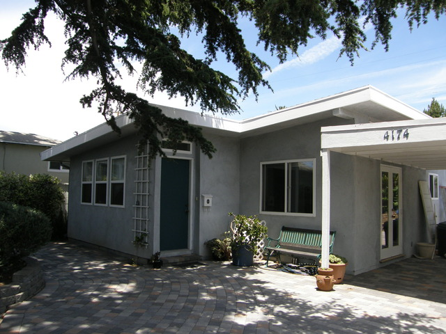 Modernized Beach Bungalow