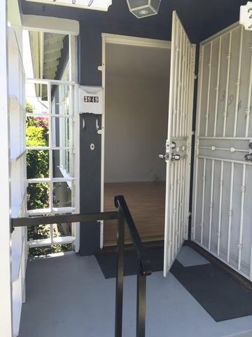Culver City Rental WD Inside