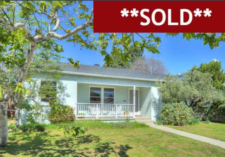 Represented Successful Buyer in 11 multiple offers!!!